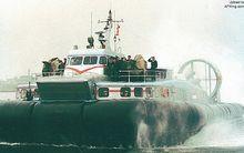 722 系列气垫登陆艇